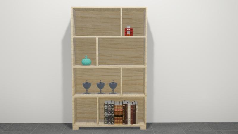 Mobile libreria falegnameria tra cava de 39 tirreni e - Mobile libreria a parete ...